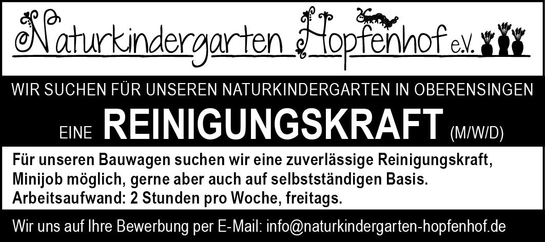 Naturkindergarten Hopfenhof e.V. - STARTSEITE